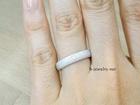 ダイヤモンドダスト加工・仕上げの結婚指輪