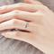映画『8年越しの花嫁 奇跡の実話』の婚約指輪・結婚指輪から。