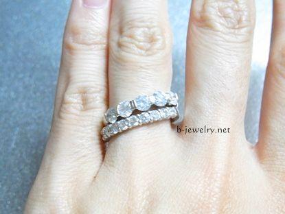 ジュエリーアヴァンティのダイヤモンドリングの評価、評判