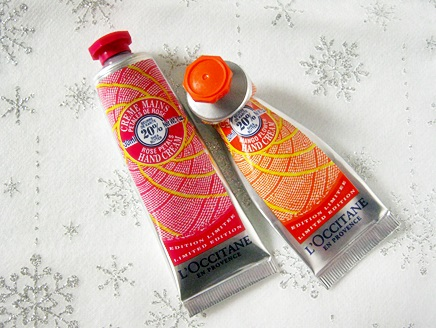 ローズペタル(ロクシタン)の香り評価