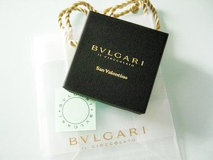 ブルガリのショコラティエ