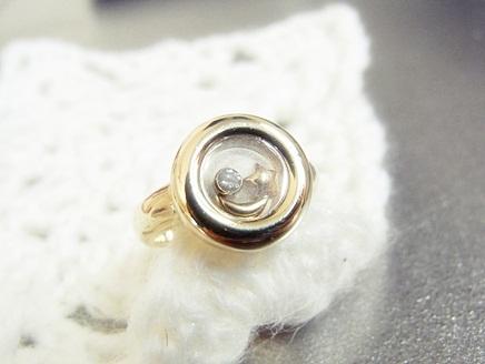 中古で探すハッピーダイヤモンドリング情報もあります