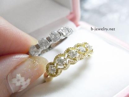 ダイヤモンドグレードのバランス