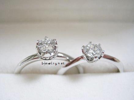 5万円台のダイヤモンド婚約指輪(エンゲージリング)