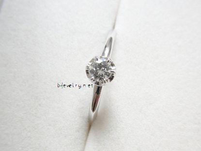 レビュー(カデンシア+ブライダルのダイヤモンド婚約指輪)