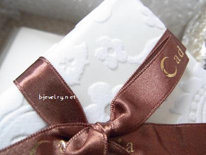 カデンシア+ブライダル婚約指輪リボン感想