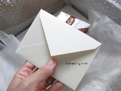 カデンシア+ブライダルのメッセージカード口コミ