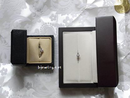 カデンシアブライダルのダイヤモンド婚約指輪口コミ感想