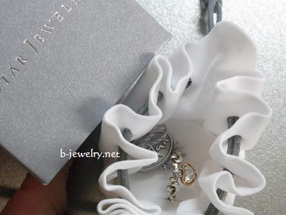 誕生日プレゼントにスタージュエリーのリング・指輪をプレゼントしてもらいました