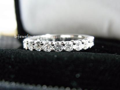 ノダジュエリーのスイートテンダイヤモンドリングを買いました
